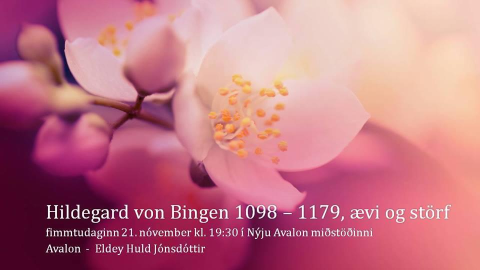 Hildigaard von Bingen – Fyrirlestur