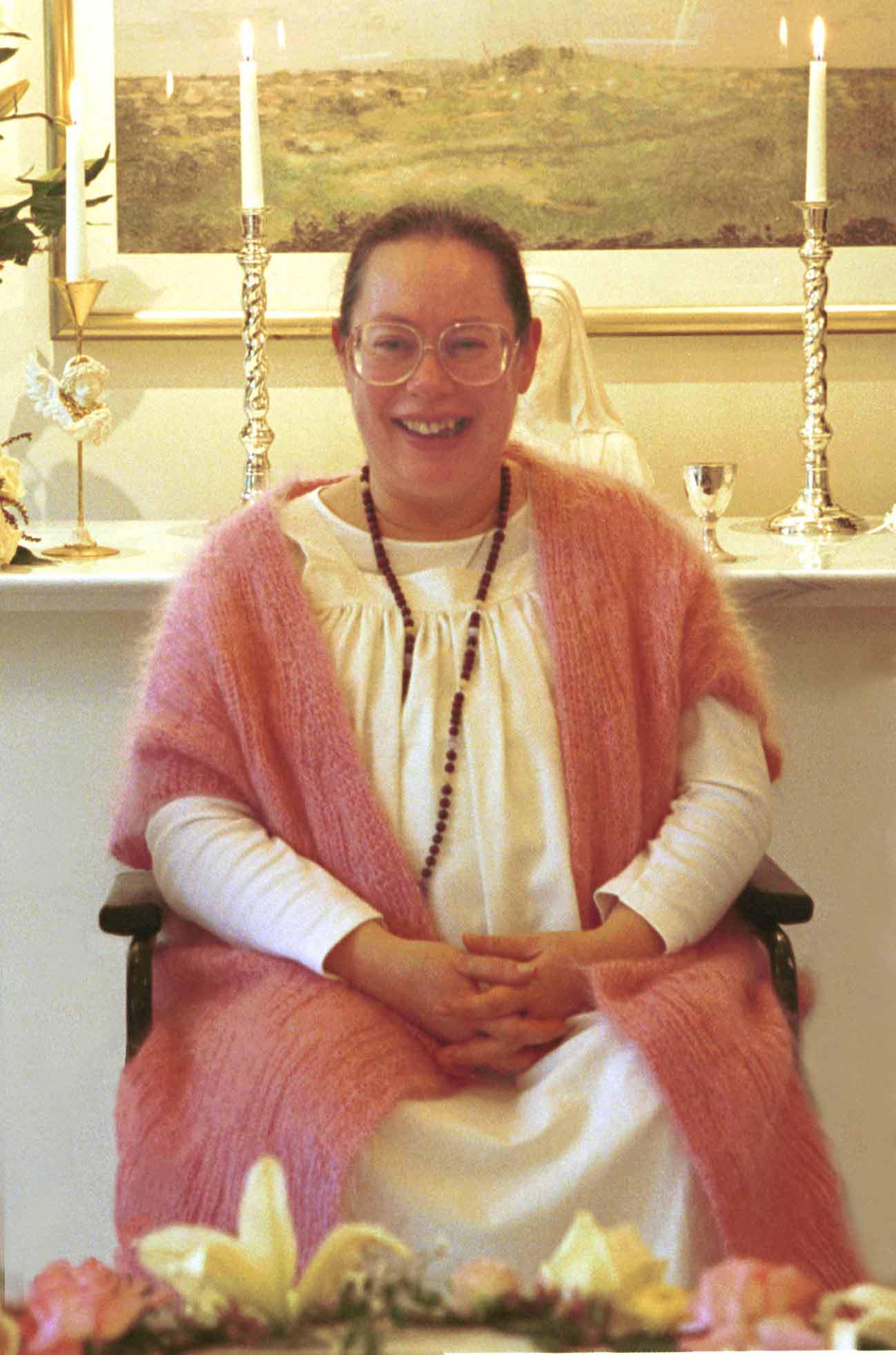 Ananda Tara Shan – kennsla, líf og starf hennar