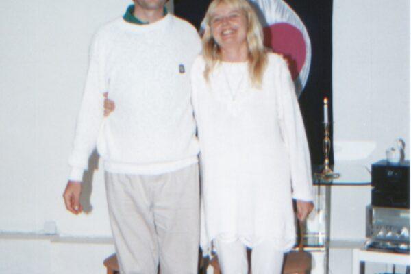 Tara and Greg 1994