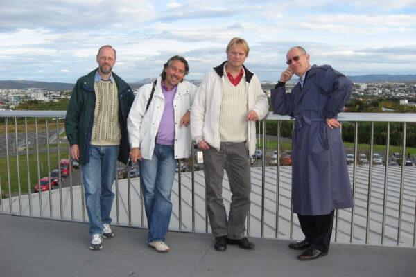 Jan, Martin, Lars & Henning 2006