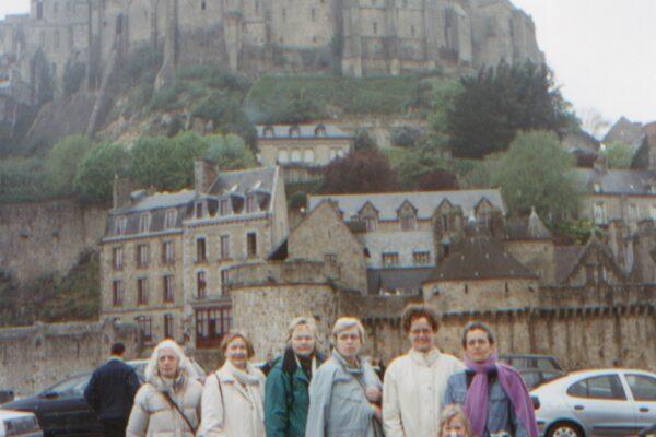Glastonbury Mt Michael París 2004