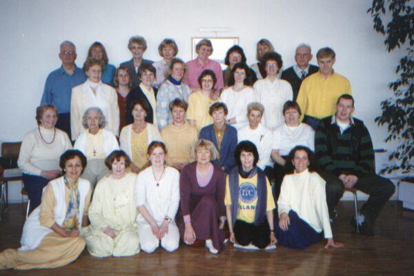 Guðspeki Heilunarskólinn 1. árgangur 1997