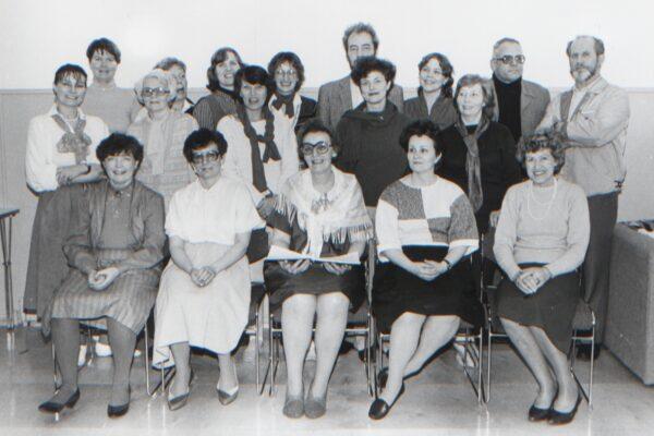 Árgangur nr 1 vor 1985
