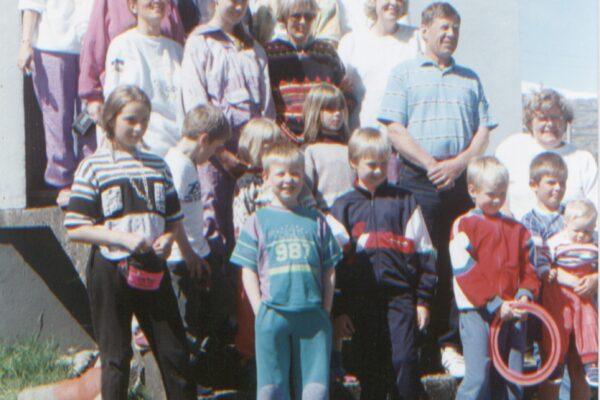 Árleg ferð á Hellna 1991