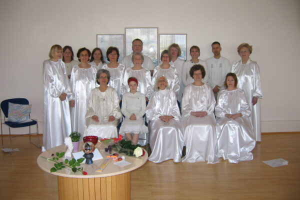 Stofnun Kirkju hins upprisna lífs 10.mars2009