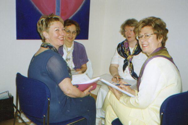G-Heilunarskólinn útskrift 4. ár 2000