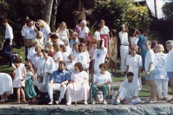 Friðarferð til Hawaii 1991