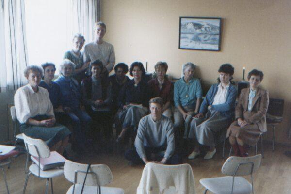 Árgangur nr. 2 haust 1985